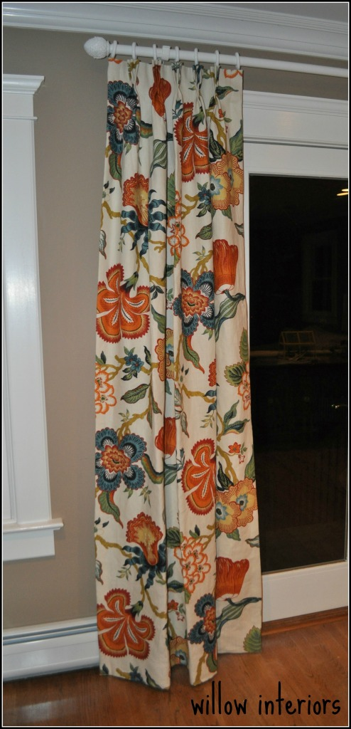 willow interiors drapes